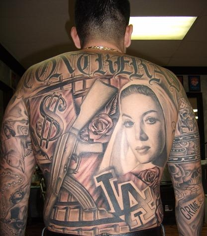 Tatto  on Tattoo Lifestylez  Tattoo Lifestylez Feature   Ny Ink S Tommy Montoya