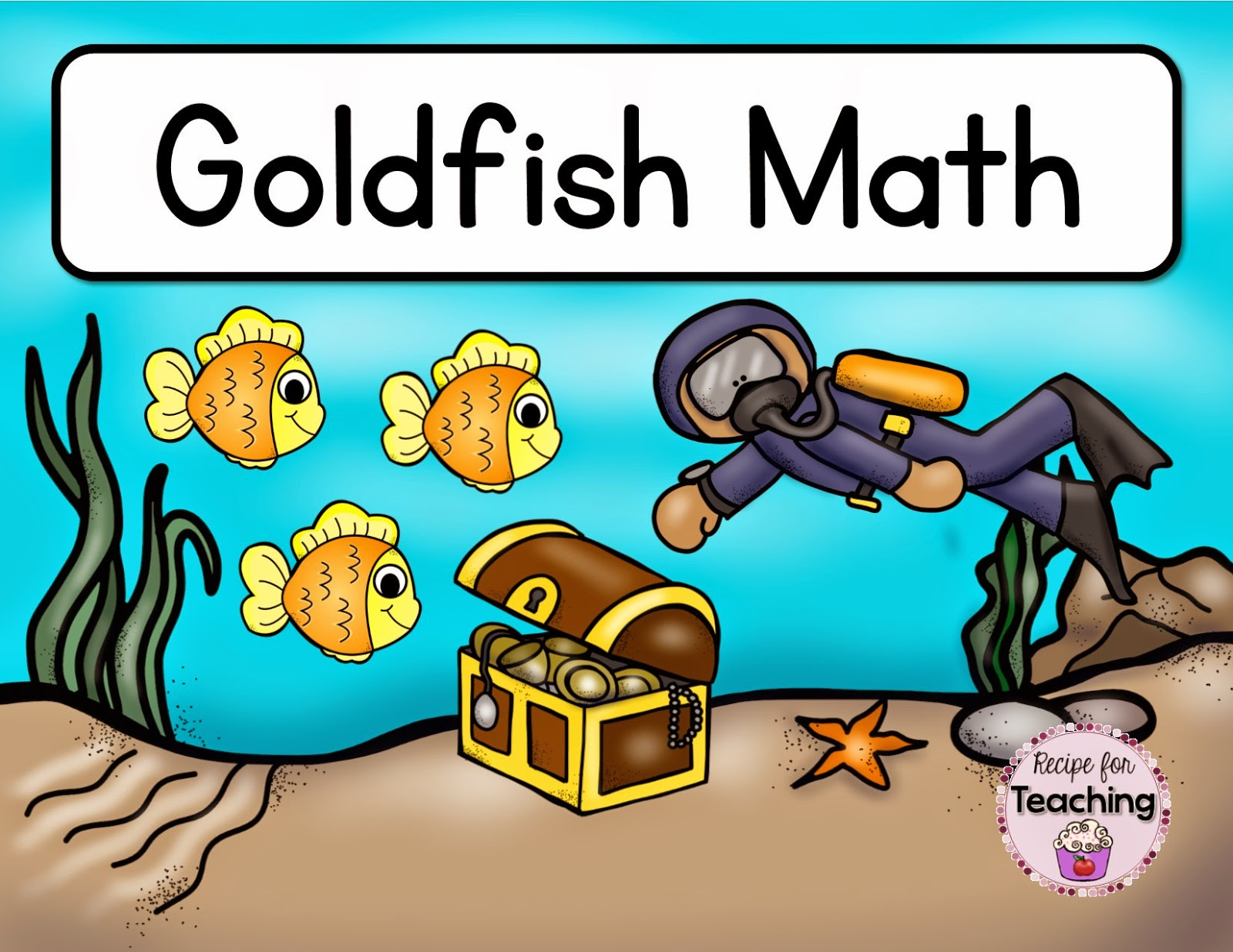 https://www.teacherspayteachers.com/Product/Goldfish-Math-Activities-1734278