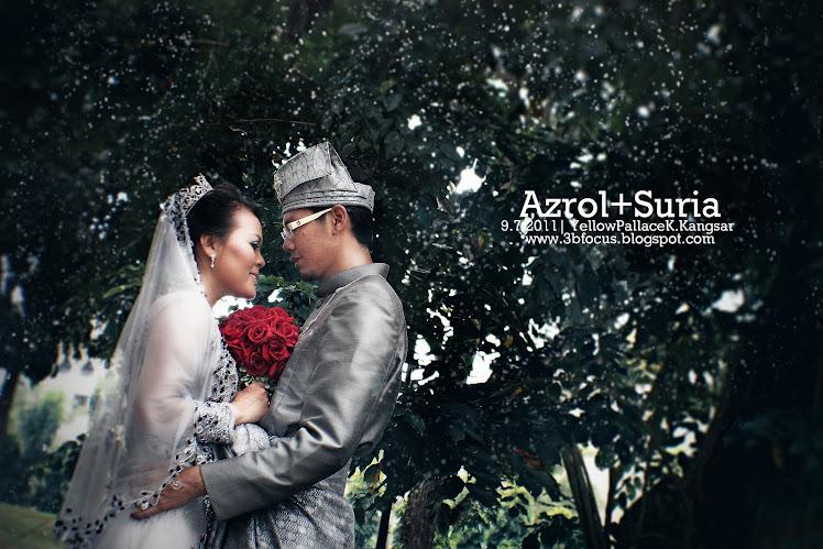 Majlis menyambut menantu | Azrol+Suria | 9.7.2011 Kuala Kangsar