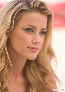 Classify Blond Or Brunette Amber Heard