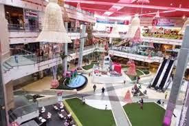 Centro comercial Centro Mayor - Interior