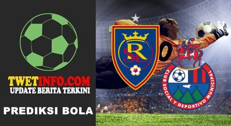 Prediksi Real Salt Lake vs Municipal