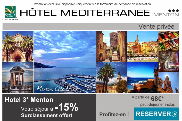 hotel menton vente privee hotel menton. Black Bedroom Furniture Sets. Home Design Ideas