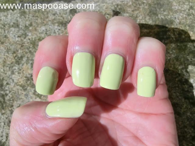 Nails Inc Wimbledon swatch