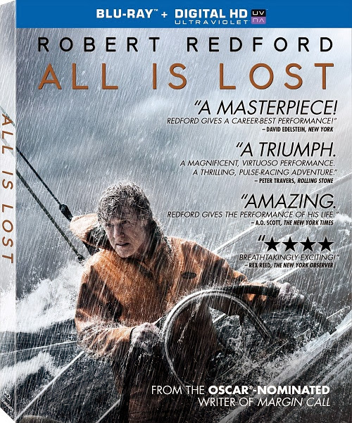 All Is Lost 2013 720p BluRay 800mb YIFY