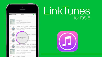 LinkTunes Free Music iOS 8.4