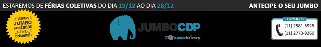 LISTA DO JUMBO CDP