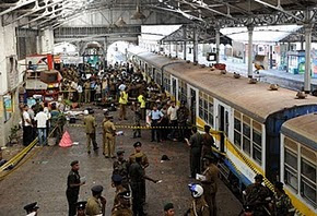 LTTE Suicide Bomb in Colombo Fort - Sri Lanka Kills 10
