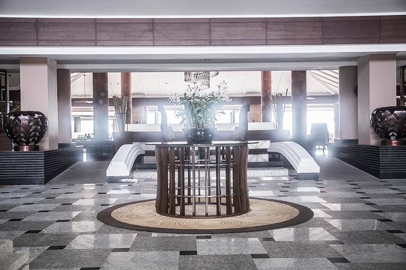 Radisson Blu Plaza Phuket hotel lobby