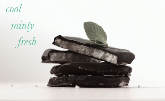 Healthy Homemade Peppermint Patties - Desserts with Benefits