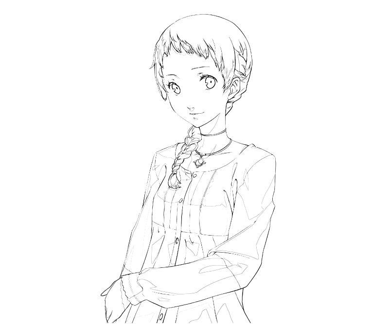 printable-persona-4-arena-fuuka-yamagishi-characters_coloring-pages