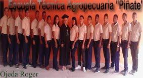 """Escuela Técnica Agropecuaria """"Piñate"""""""
