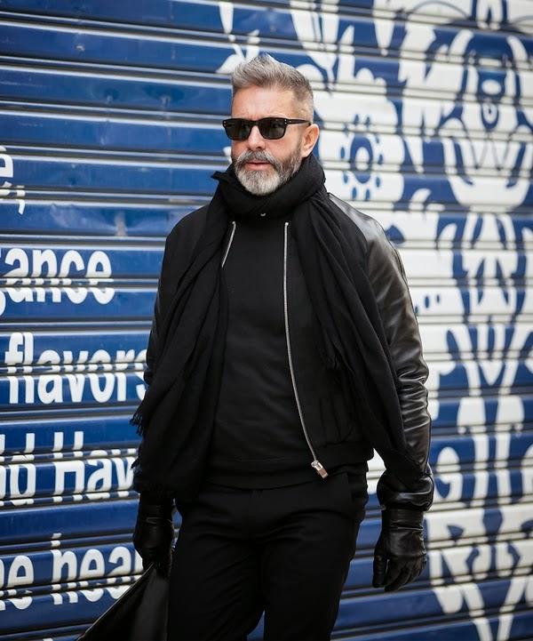 Street Style da Semana de Moda de Nova york