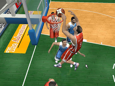 3D And1 Sokak Basketbolu Oyunu