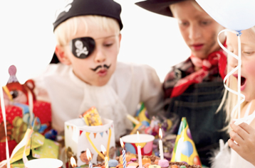 Want to have a lot of fun? Here's All You Need to Plan a Fun Pirate Birthday Party!