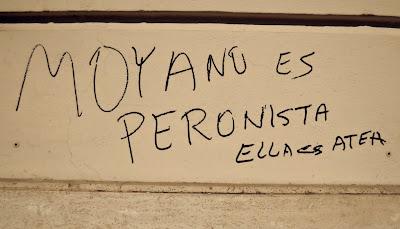 Moyano - Cristina Guerra santa