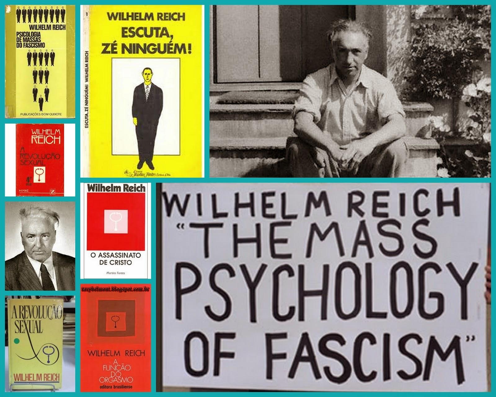 Sarau Para Todos Wilhelm Reich Frases E Livros