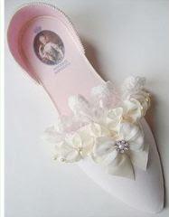 zapatos de papel sin tacón