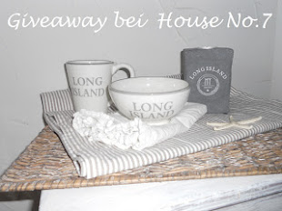 Giveaway bei House No. 7
