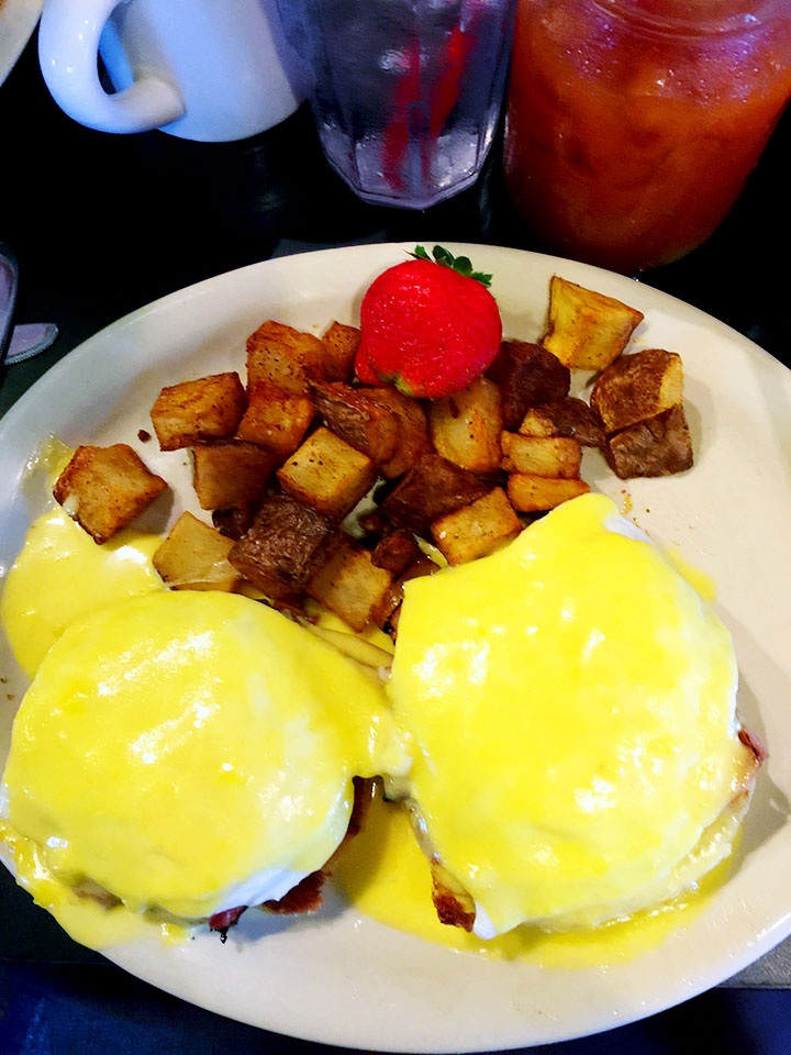 Brunch places in Dallas