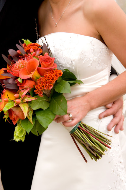 Autumn Bridal Bouquets9