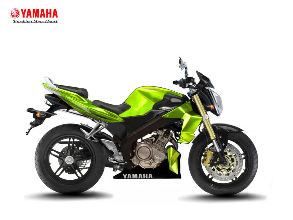Photo Modifikasi Yamaha