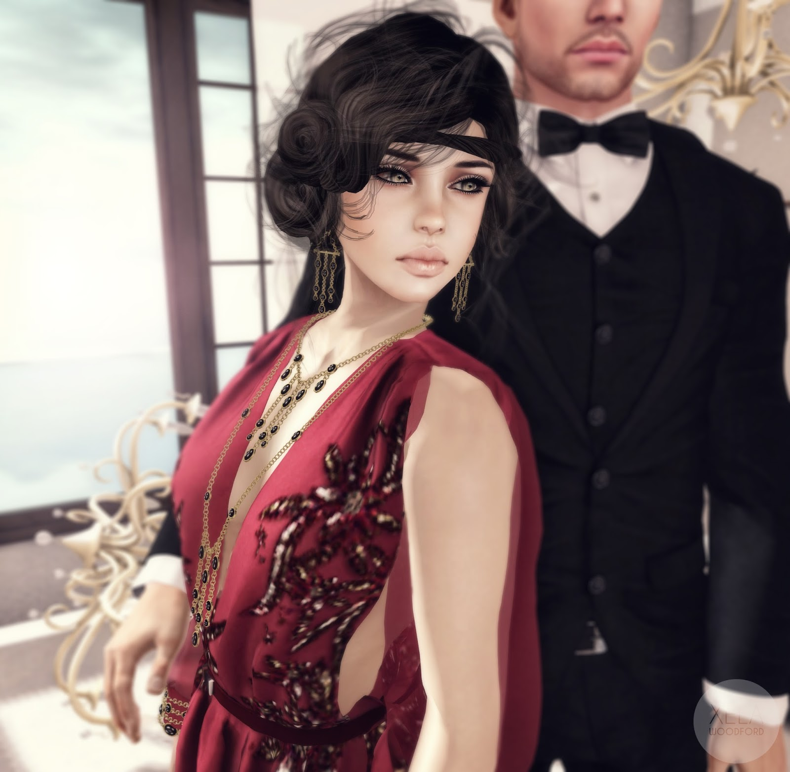 Great Gatsby look, style, fashion