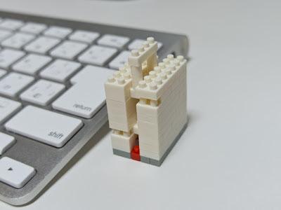 ナノブロックで作ったX68000