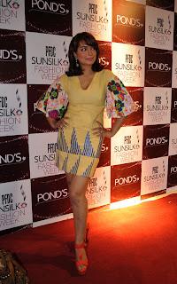 Aamina Haq1 PFDC Sunsilk Fashion Week 2011   Red Carpet DAY 1 & 2