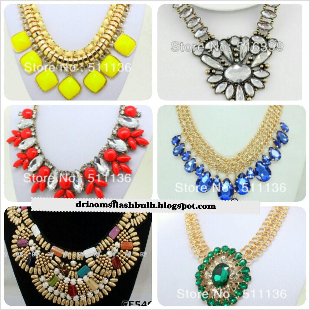 Aliexpress Fashion Jewelry