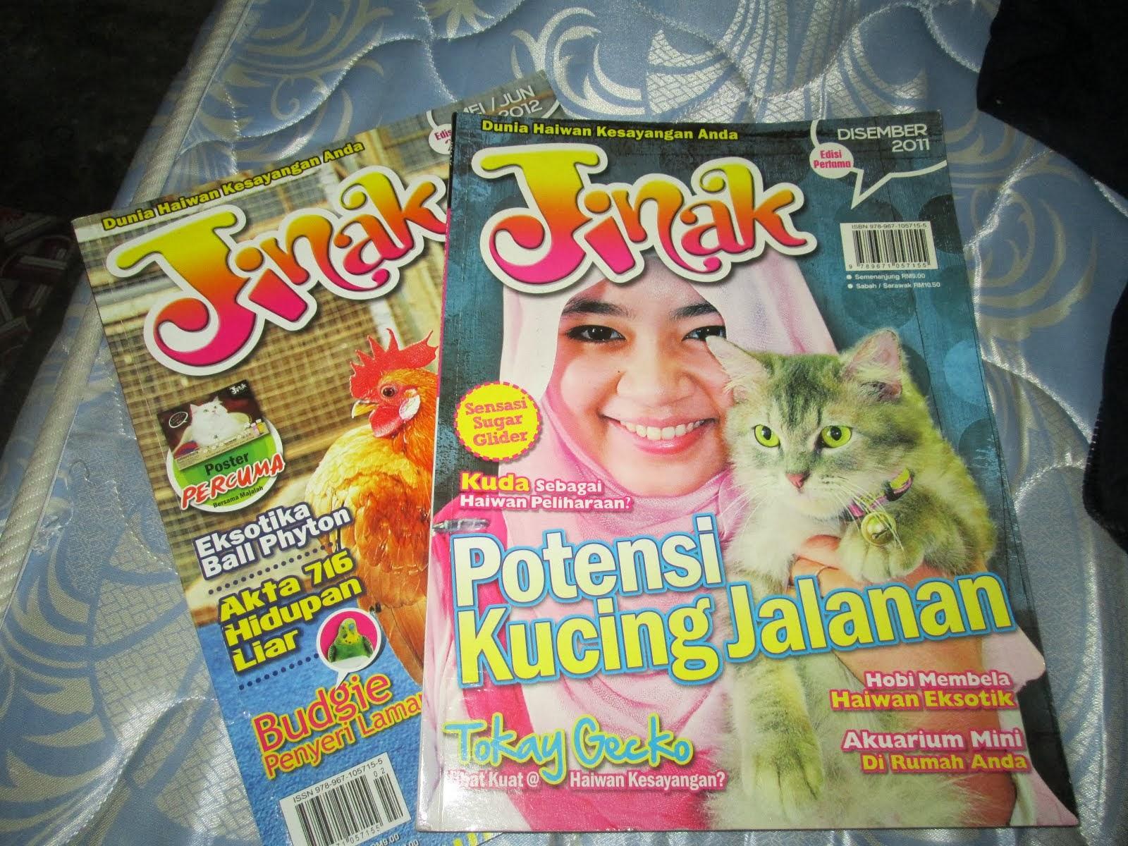 Hasilkarya ( Majalah Jinak )