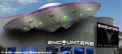 Encounters – UFO Experience and Stanton Friedman Set to Fly in Myrtle Beach