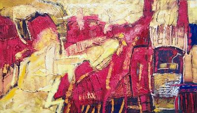 abstracto-oleo