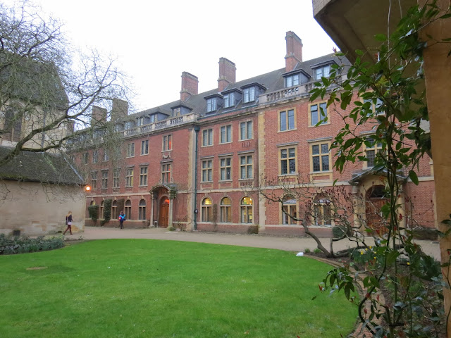 St Peters college oxford