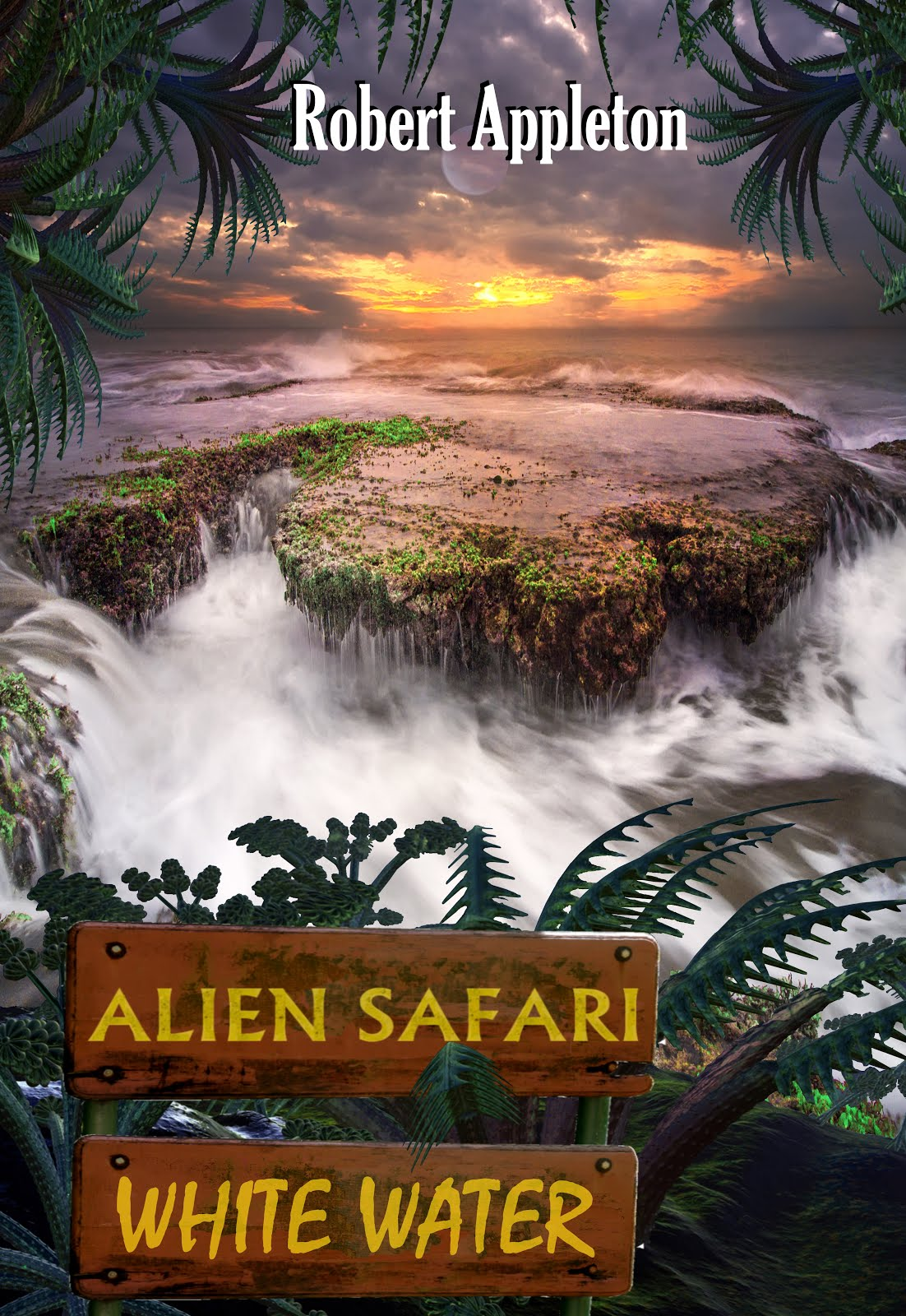 Alien Safari: White Water