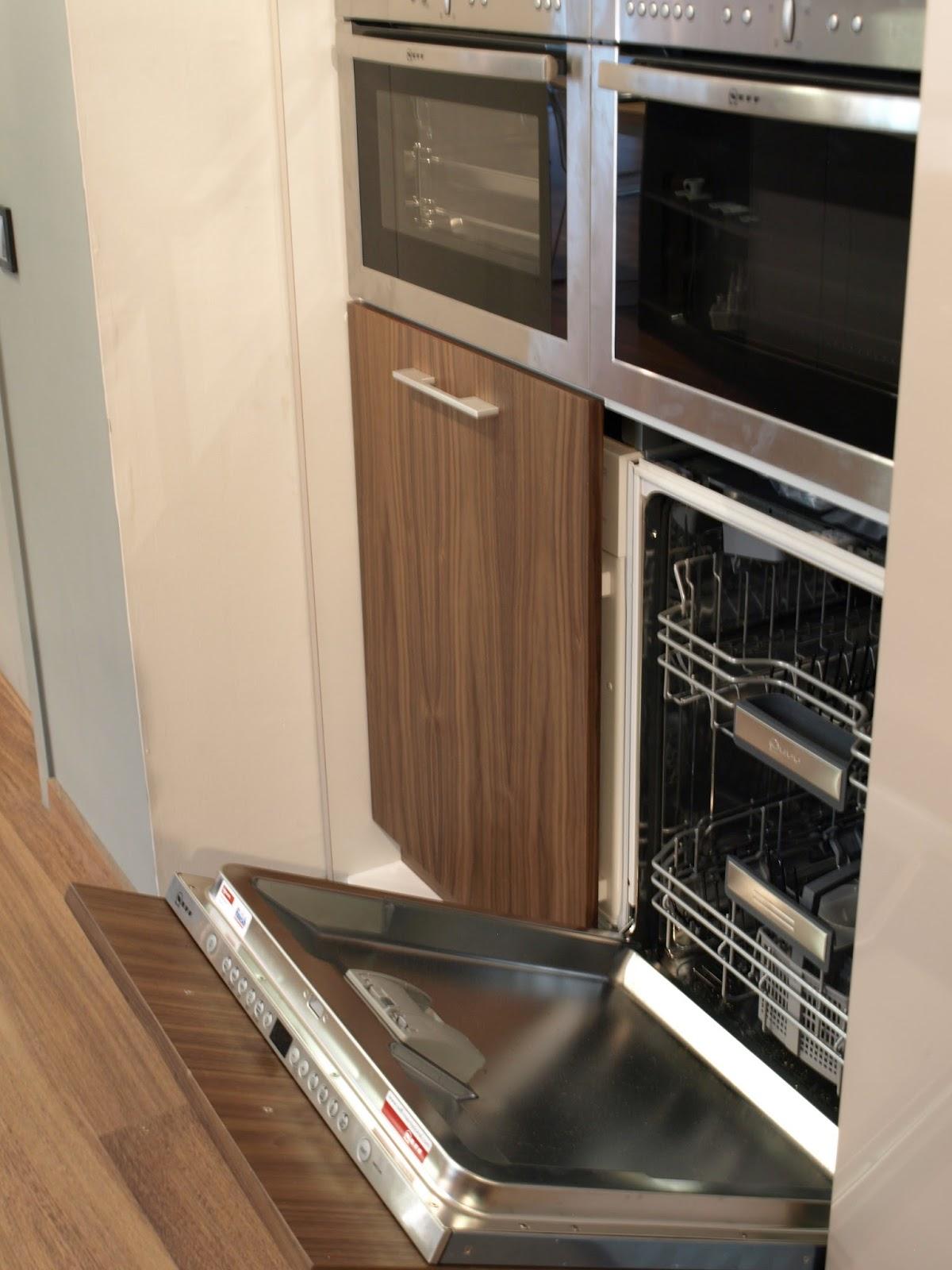 Integraci n de mobiliario de cocina y hogar for Mueble para lavadora y lavavajillas