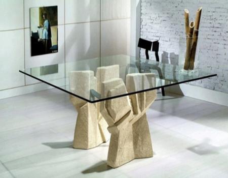 kumpulan desain meja makan modern desain rumah minimalis