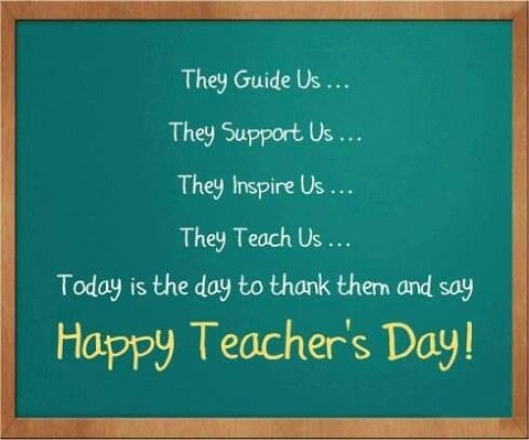 "essay about teachers day Subject: twenty eight sentences essay/speech on ""teachers' day"" mode: medium grade- 9 target age group: 10-15 years total sentences: 28 contributed by: vishnu."