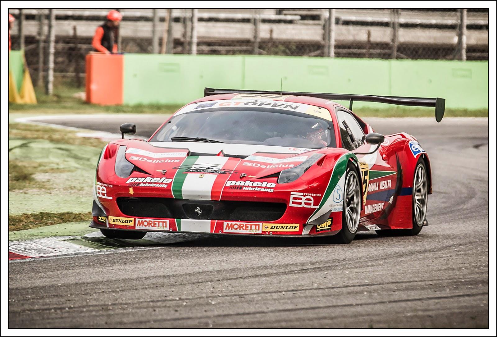 GT Open International Monza