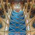 A beleza das igrejas em 360 graus e na vertical