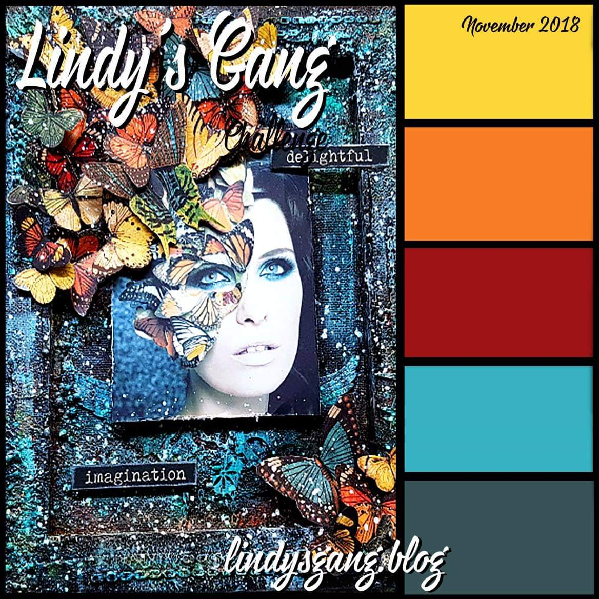 Winner of lindys november month challenge