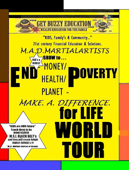 GET BUZZY EDUCATION & M.A.D.MARTIALARTISTS