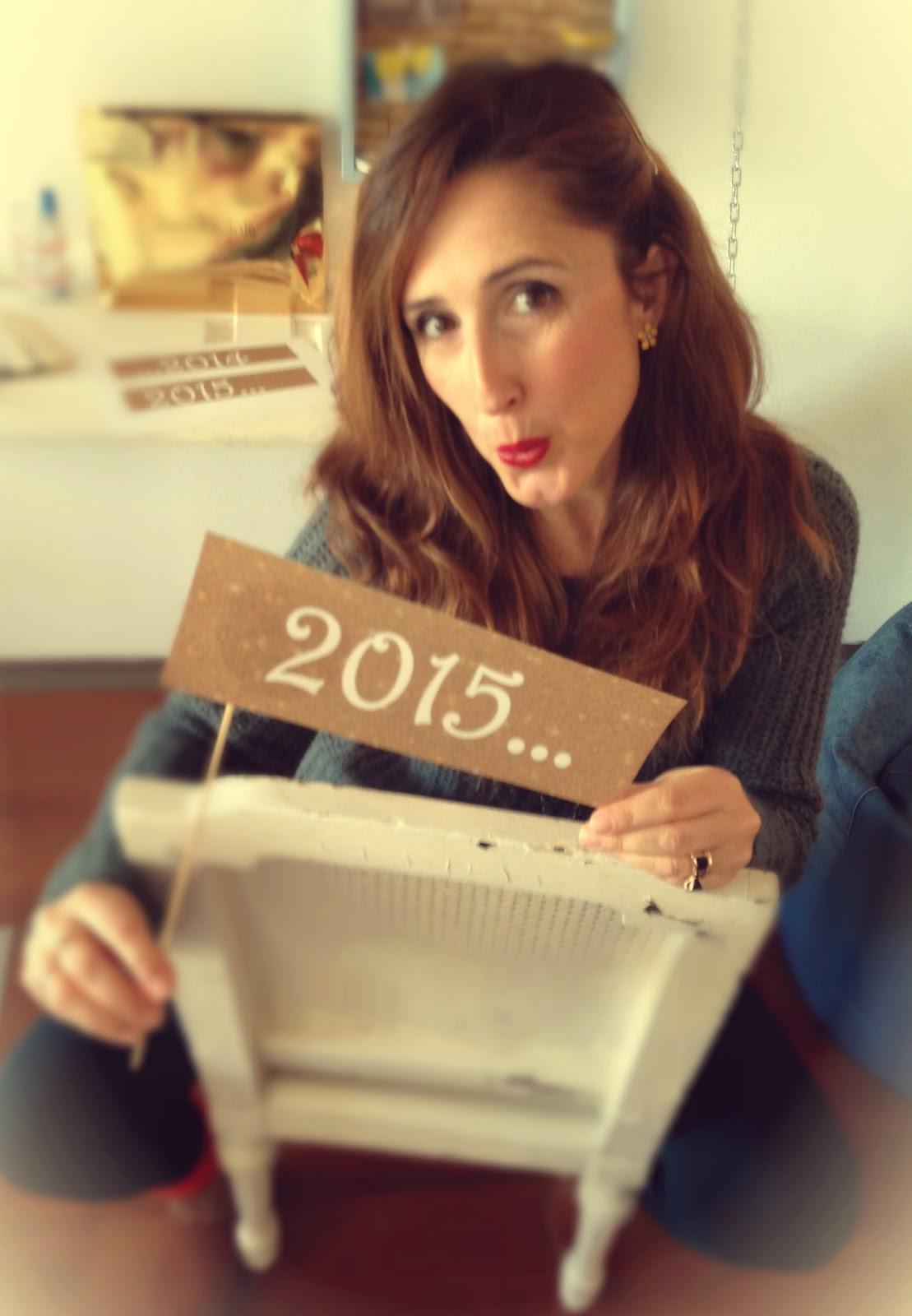 2015!!! Bem-vindo!