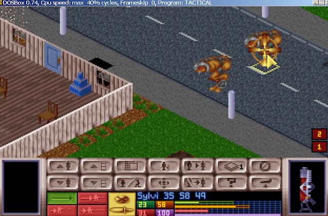 UFO: Enemy Unknown - Reaper Screenshot.