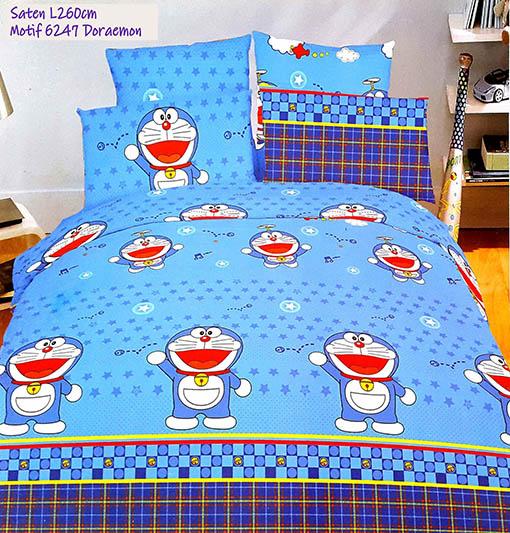 Sprei Anak Motif Doraemon