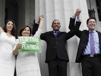 Amerika, Negara ke-21 yang Legalkan Pernikahan Sesama Jenis