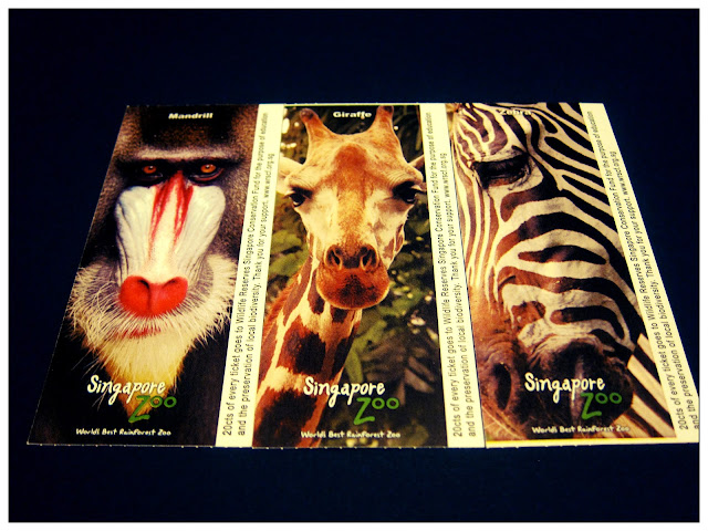 singapore zoo tickets