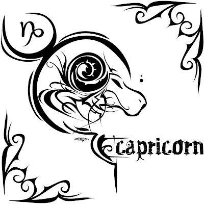 capricornio tatuaje