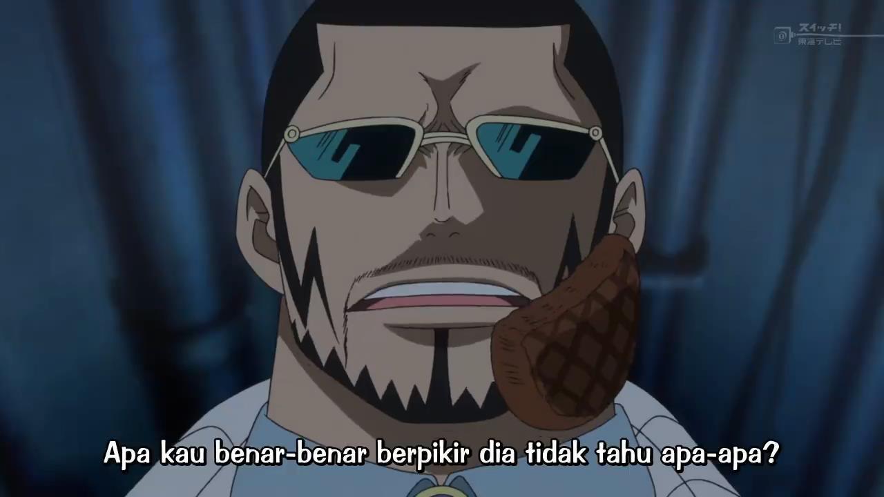 One Piece Episode 598 Subtitle Indonesia | Sandi | Blogs