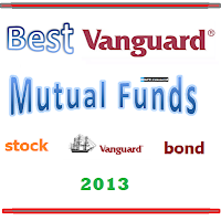 25 Best Vanguard Mutual Funds 2013
